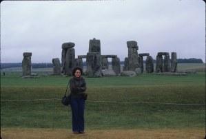 0844 36 Lisa Stonehenge