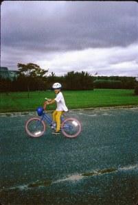 1853 17 Julia first bike