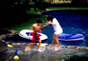 2095 29 Julia David pool rain  copy