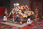 2401 19 Gingerbread house
