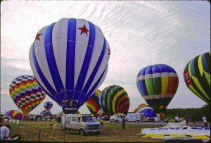 2511 18 Hot air balloons