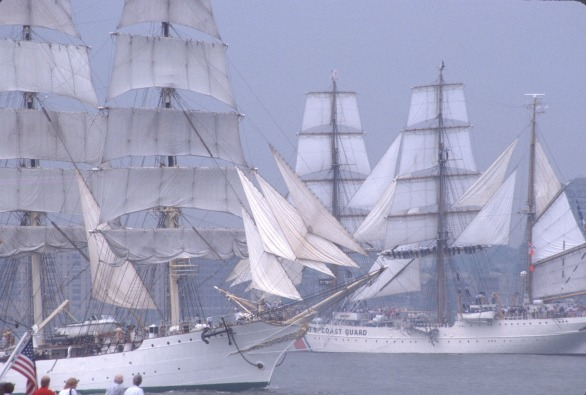2736 25 Tall ships