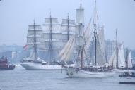 2737 12 Tall ships