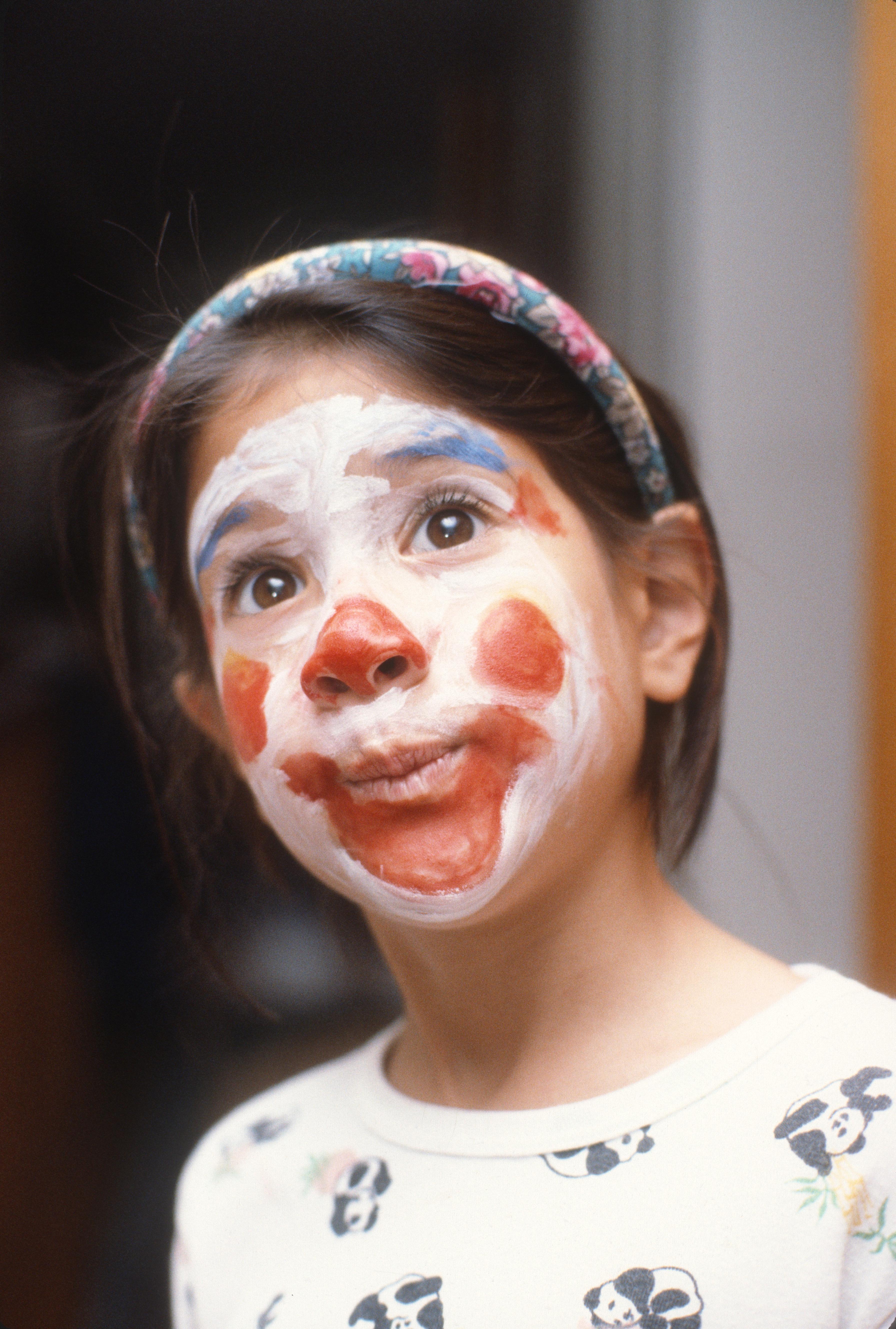 1725 21 Julia face paint