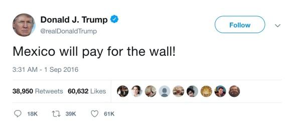 wall copy