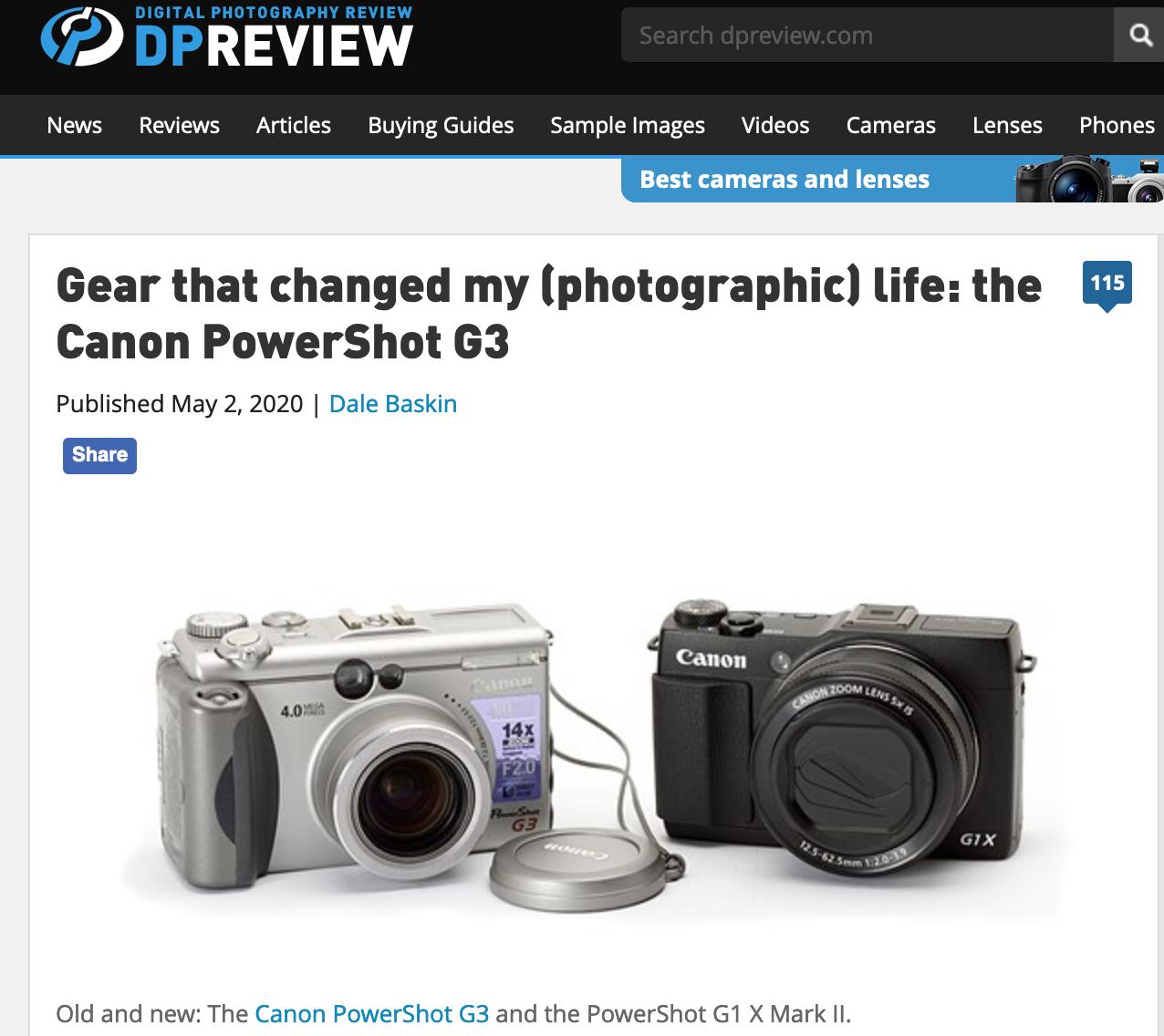 Canon G3