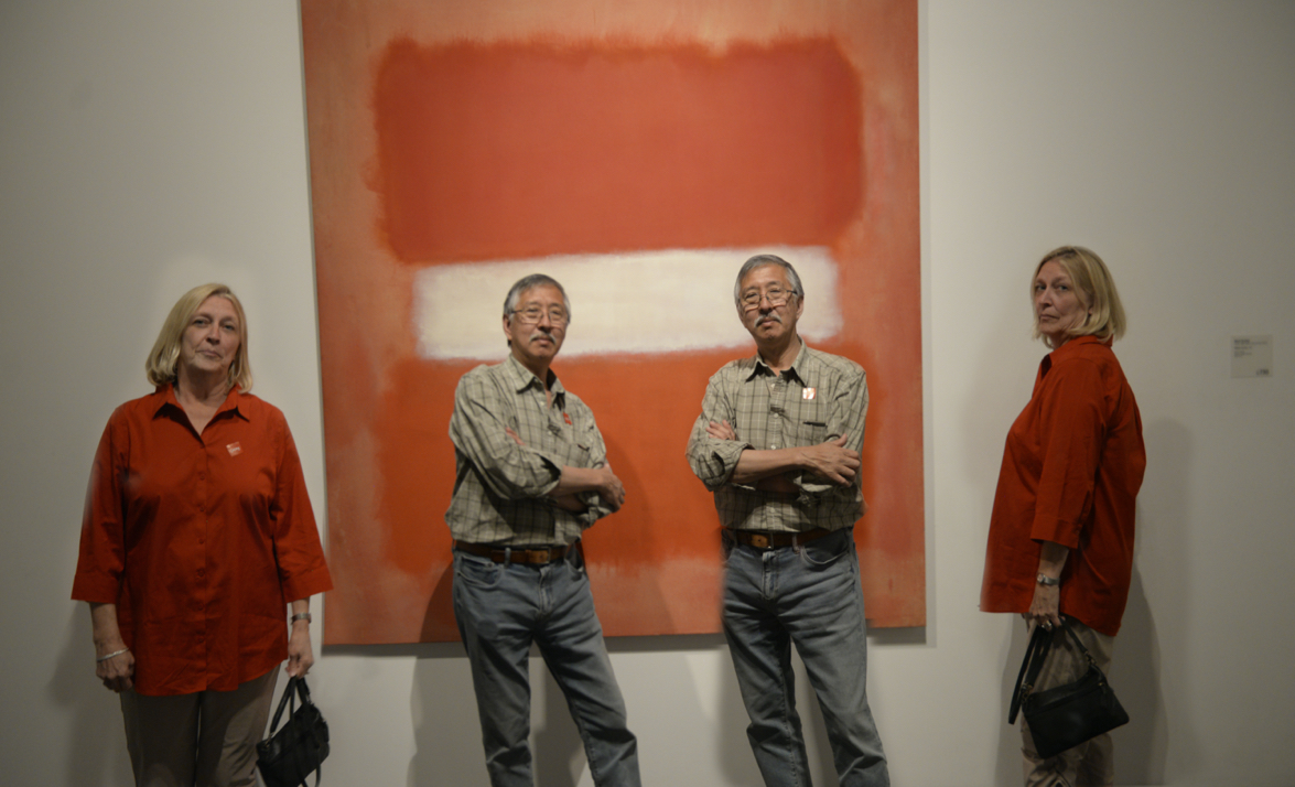 Colleen Victor modern art copy